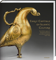 Cover for Early Capitals of Islamic Culture