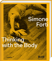 Cover for Simone Forti