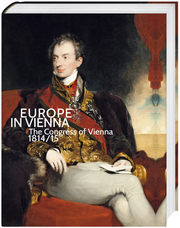 Cover for Europe in Vienna