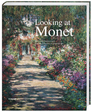 Cover for Looking at Monet