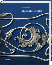 Cover for Russian Lacquer