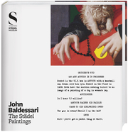 Cover for John Baldessari