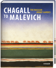 Cover for Chagall to Malevich