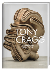 Cover for Tony Cragg
