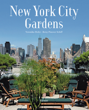 Cover für New York City Gardens
