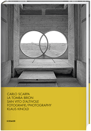 Cover for Carlo Scarpa