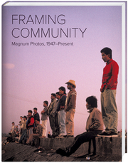 Cover for Framing Community