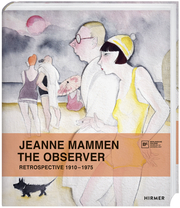 Cover for Jeanne Mammen. The Observer