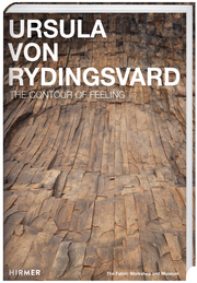Cover for Ursula von Rydingsvard