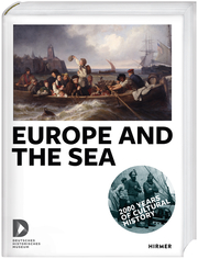 Cover for Europe and the Sea