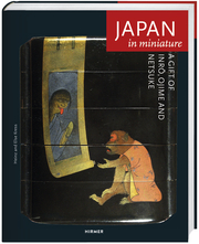 Cover for Japan in miniature