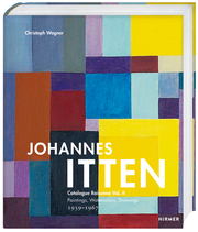 Cover for Johannes Itten