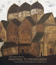 Cover for Alexander Dettmar Painting to Remember