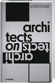 Cover for Architects on Architects