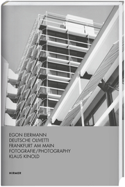 Cover for Egon Eiermann