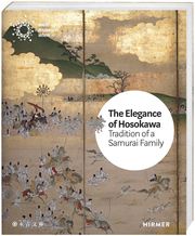 Cover for The Elegance of Hosokawa