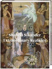 Cover for Shahzia Sikander