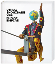 Cover for Yinka Shonibare CBE