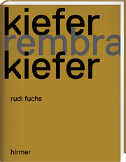 Cover for Kiefer, Rembrandt, Kiefer