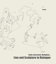 Cover for Line and Sculpture in Dialogue