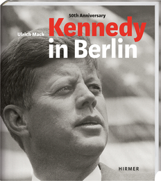 Cover for Kennedy in Berlin