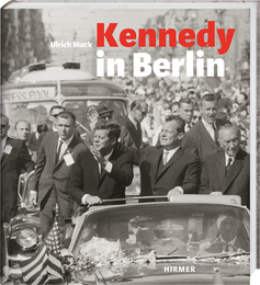 Cover für Kennedy in Berlin