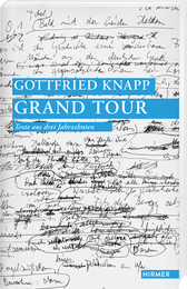 Cover für Gottfried Knapp. Grand Tour