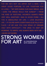 Cover für Strong Women for Art