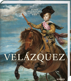 Cover for Velázquez