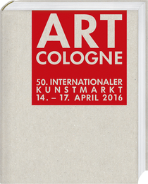 Cover für Art Cologne 2016