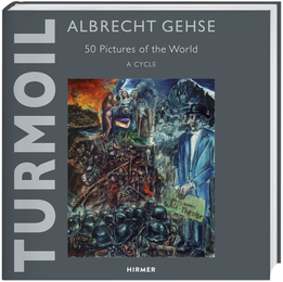 Cover for Albrecht Gehse - Turmoil