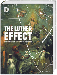 Cover for The Luther Effect