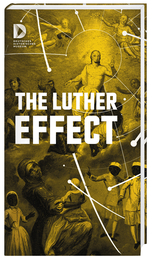 Cover for Short Exhibition Guide: The Luthereffect