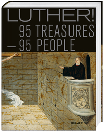 Cover for Luther!
