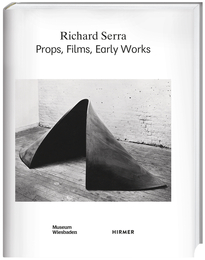 Cover for Richard Serra