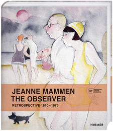Cover für Jeanne Mammen. The Observer