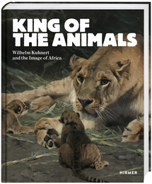Cover for King of the Animals