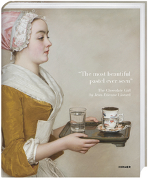 "Cover for ""The most beautiful pastel ever seen"""