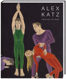 Cover for Alex Katz