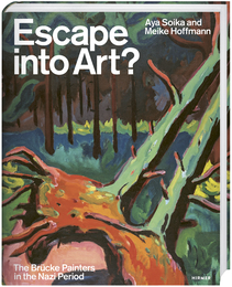 Cover für Escape into Art?