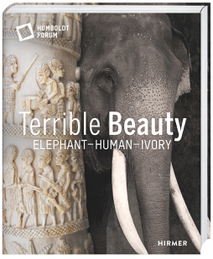 Cover for Terrible Beauty: Elephant - Human - Ivory