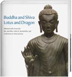 Cover for Buddha and Shiva, Lotus and Dragon