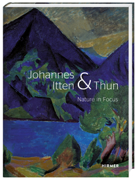 Cover for Johannes Itten and Thun