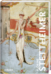 Cover for Florine Stettheimer