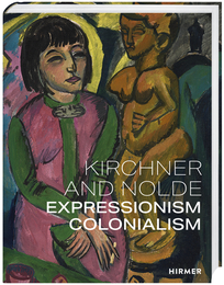 Cover for Kirchner and Nolde