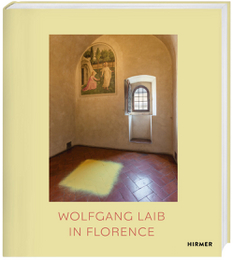 Cover for Wolfgang Laib in Florence
