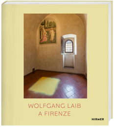 Cover for Wolfgang Laib a Firenze