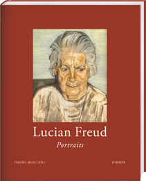 Cover for Lucian Freud