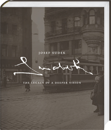 Cover for Josef Sudek