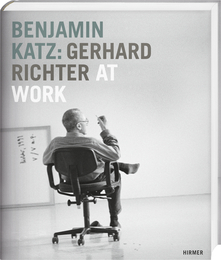 Cover for Benjamin Katz: Gerhard Richter at work